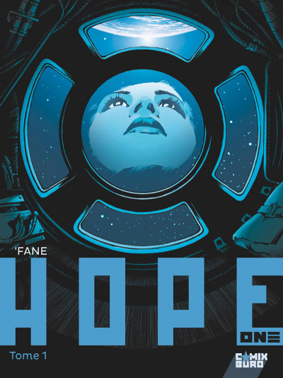 Couverture Hope one tome 1
