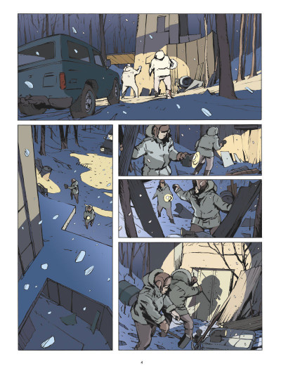 Page 2 Hope one tome 1