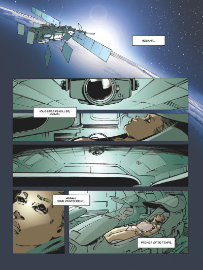 Page 4 Hope one tome 1