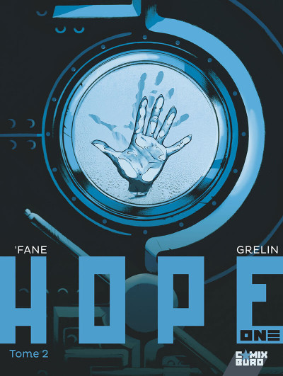 Couverture Hope one tome 2