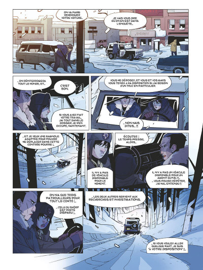 Page 5 Hope one tome 2