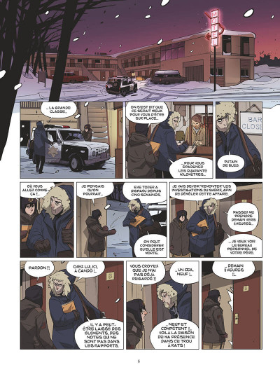 Page 6 Hope one tome 2