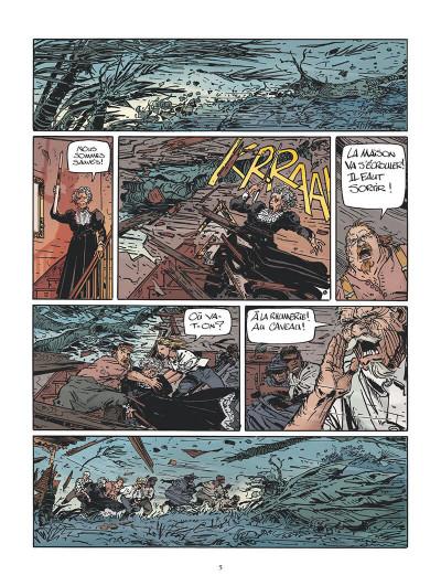 Page 8 Les maîtres des îles tome 2