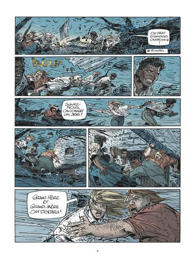 Page 9 Les maîtres des îles tome 2