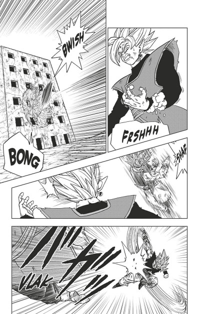 Page 8 Dragon ball super tome 5