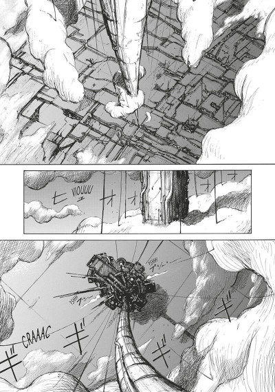 Page 4 Blame - deluxe tome 2
