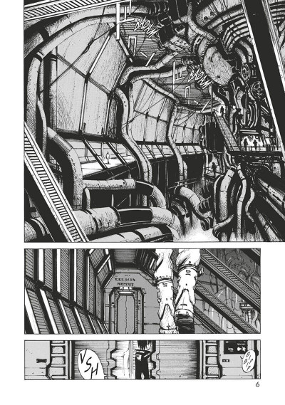 Page 7 Blame - deluxe tome 2