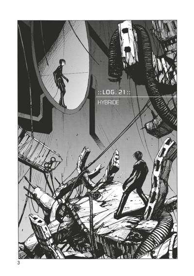 Page 4 Blame - deluxe tome 3
