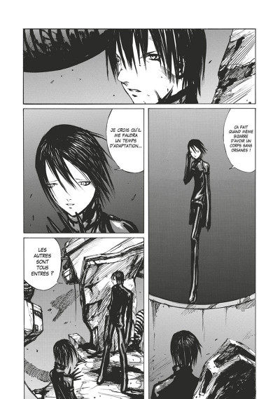 Page 9 Blame - deluxe tome 3
