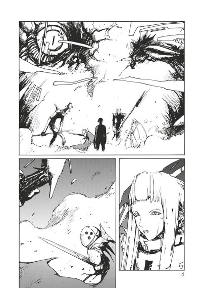 Page 5 Blame - deluxe tome 4