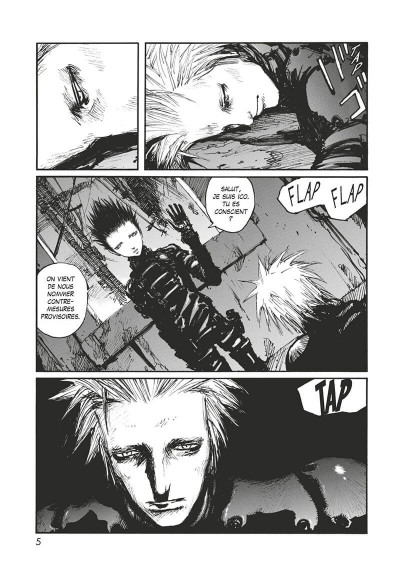 Page 6 Blame - deluxe tome 5