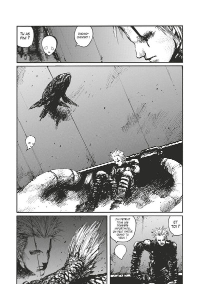 Page 9 Blame - deluxe tome 5
