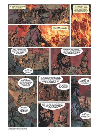 Page 2 L'iliade - coffret tomes 1 à 3