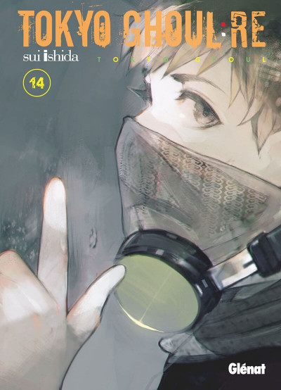 Couverture Tokyo ghoul RE tome 14