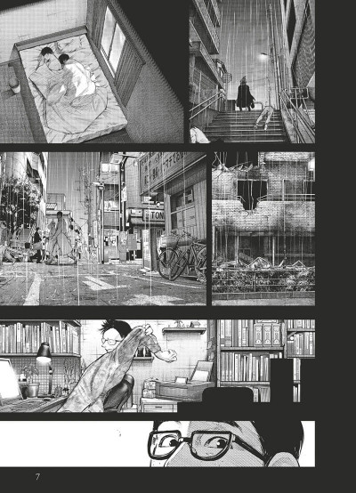 Page 8 Tokyo ghoul RE tome 14