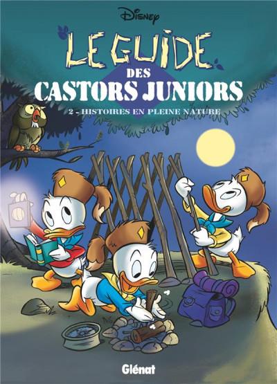 Couverture Le guide des castors juniors tome 2