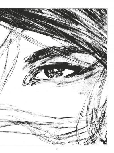 Page 2 Conan le Cimmérien - La fille du géant du gel (édition n&b)