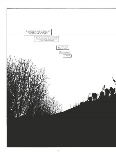 Page 3 Conan le Cimmérien - La fille du géant du gel (édition n&b)