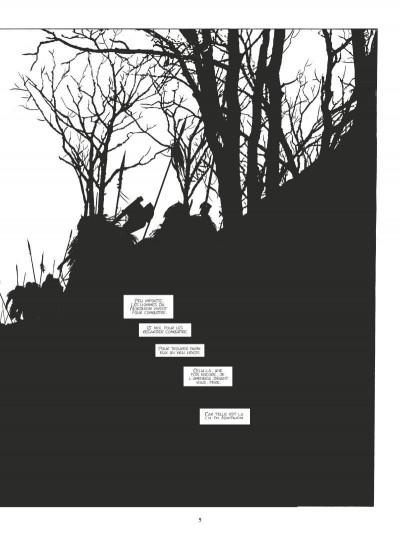 Page 4 Conan le Cimmérien - La fille du géant du gel (édition n&b)