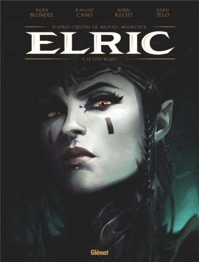 Couverture Elric - édition spéciale tome 3