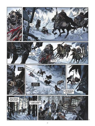 Page 5 Elric - édition spéciale tome 3