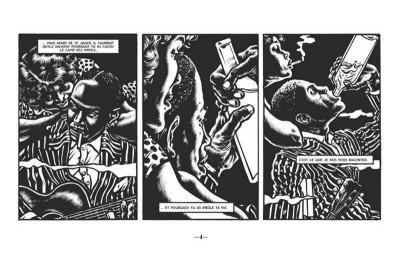 Page 4 Love in vain - Robert Johnson - édition spéciale avec vinyle