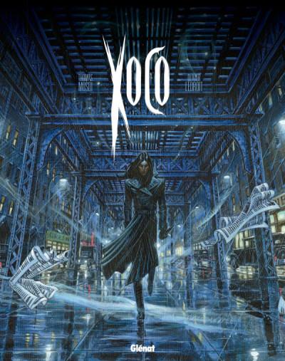 Couverture Xoco - intégrale tomes 1 et 2 - édition collector