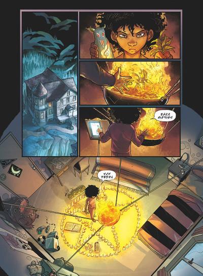 Page 2 Les chroniques d'under york tome 1