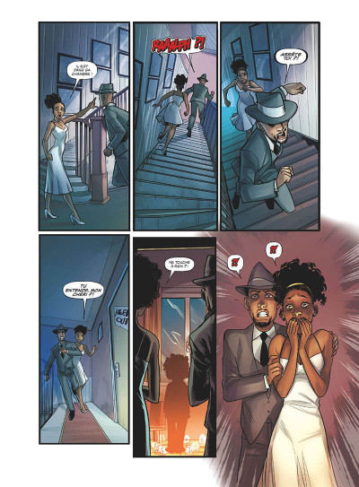 Page 3 Les chroniques d'under york tome 1