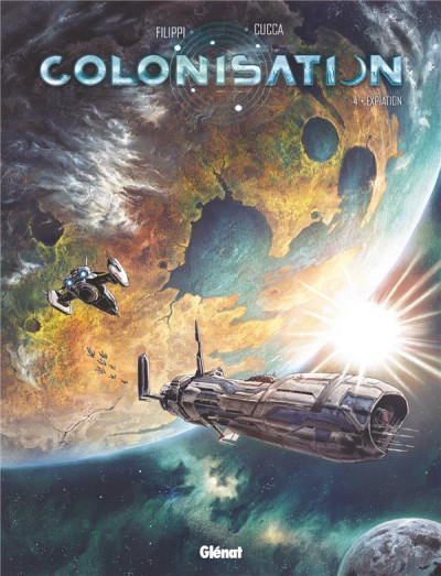 Couverture Colonisation tome 4