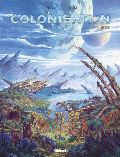 Couverture Colonisation tome 5