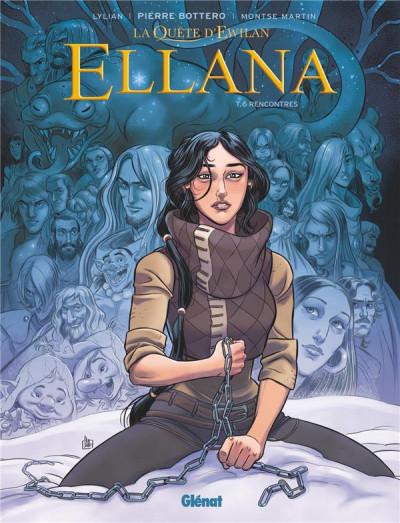 Couverture Ellana tome 6
