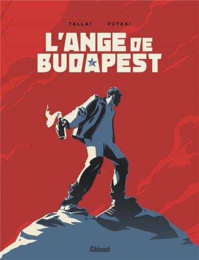 Couverture L'ange de Budapest