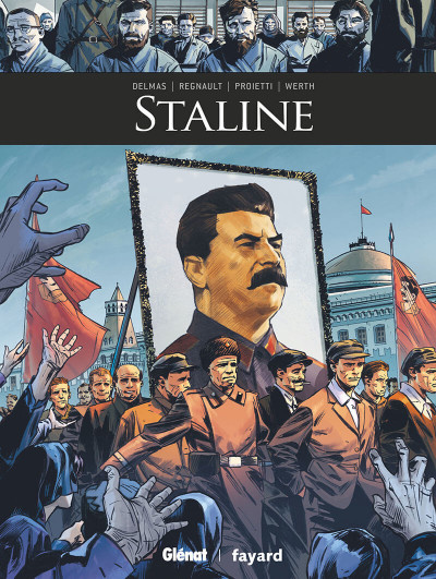 Couverture Staline