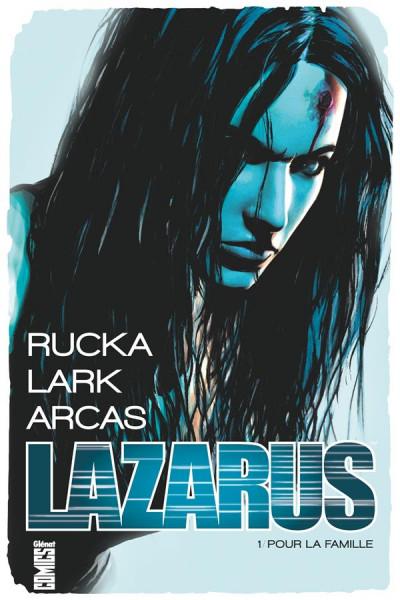 Couverture Lazarus tome 1