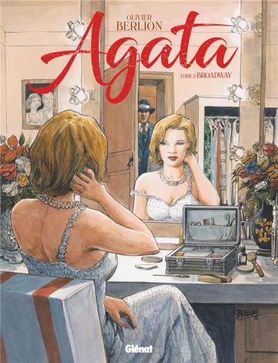 Couverture Agata tome 2