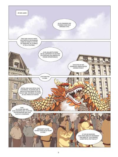 Page 3 Rendez-vous avec X - La chinoise