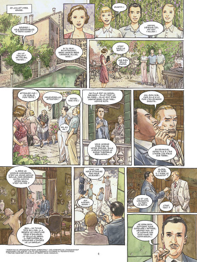 Page 7 Fleur de nuit tome 1