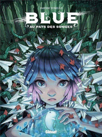 Couverture Blue au pays des songes tome 1