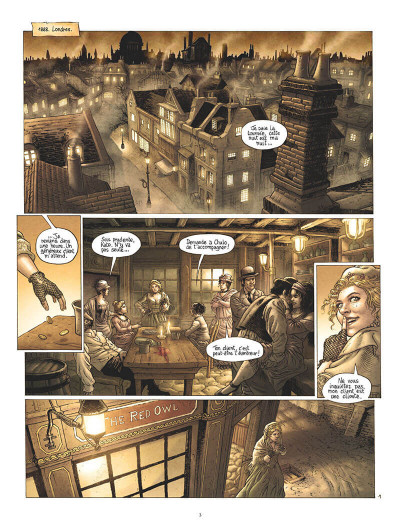 Page 6 Les chevaliers d'Heliopolis tome 4