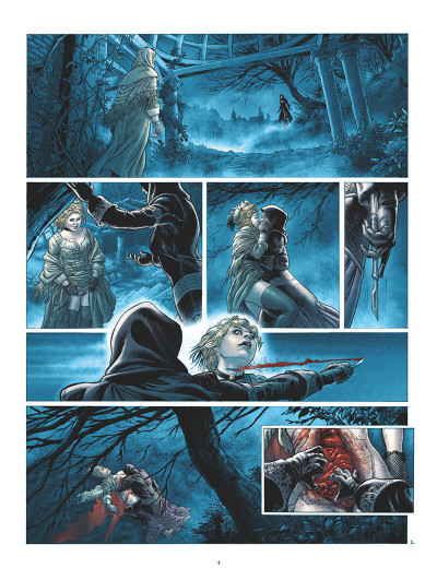 Page 7 Les chevaliers d'Heliopolis tome 4