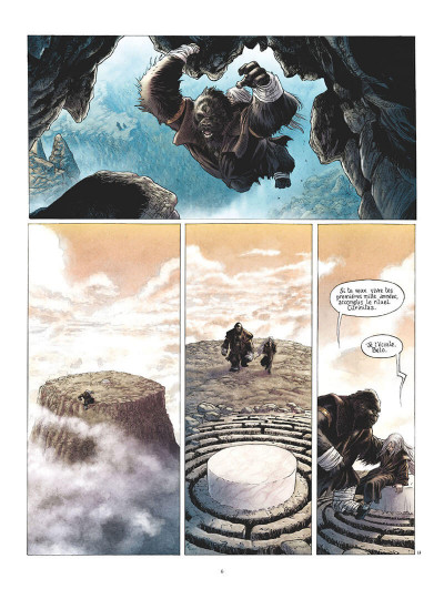 Page 9 Les chevaliers d'Heliopolis tome 4