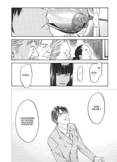 Page 7 Les gouttes de dieu - mariage tome 10