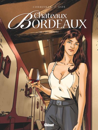 Couverture Châteaux Bordeaux tome 10
