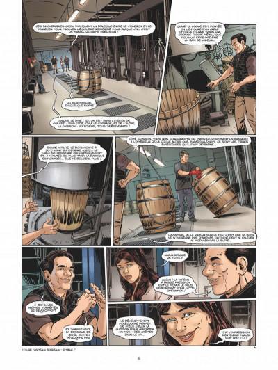 Page 6 Châteaux Bordeaux tome 11
