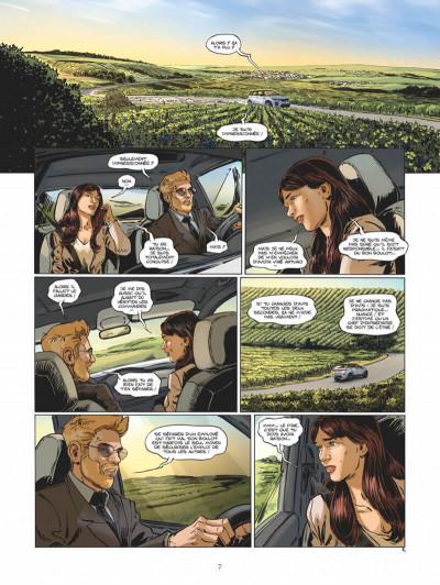 Page 7 Châteaux Bordeaux tome 11