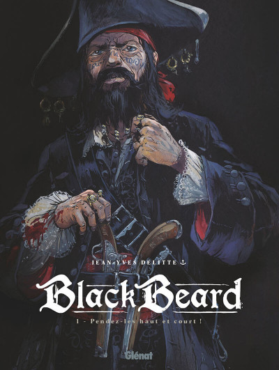 Couverture Black beard tome 1