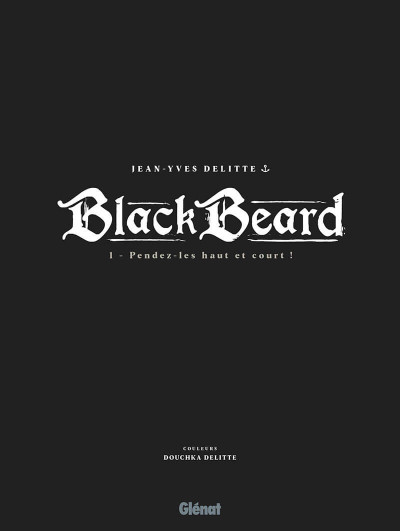 Page 2 Black beard tome 1