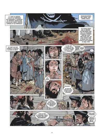 Page 7 Black beard tome 1