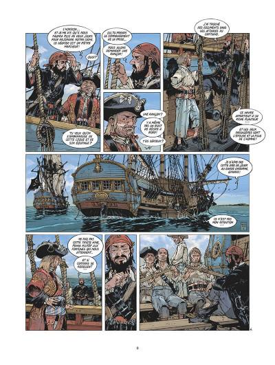 Page 9 Black beard tome 1